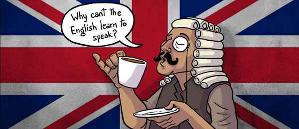 یاد نگرفتن زبان انگلیسی